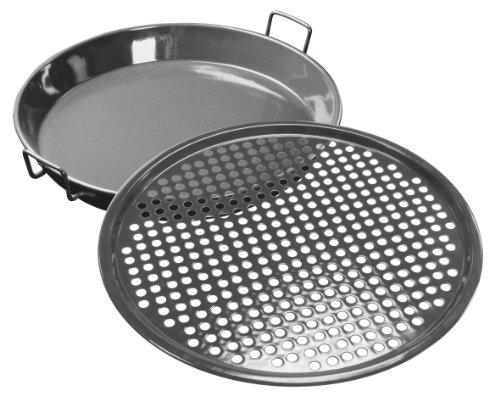 Outdoorchef Grillzubehör, Gourmet Set 420, 2-teilig, schwarz, 37x8,5x7,7 cm, 18.211.62