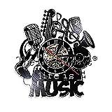 Reloj de Pared1 Unidad Seiko Christmas LED Reloj de Pared Pantalla Completa para Cool Wall Clock Music 95 Seiko Musical Reloj de Pared Reparación Zoom Seiko Mini