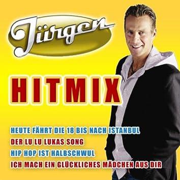 Hitmix (Heute fährt die 18 bis nach Istanbul / Der Lu Lu Lukas Song/ Hip Hop ist halbschwul / Ich mach ein glückliches Mädchen aus Dir)