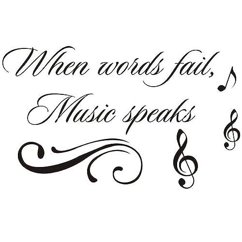 Music Inspirational Quote: Amazon.com