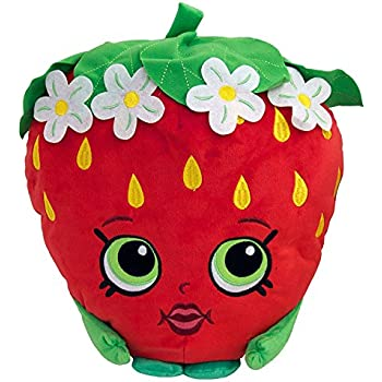 Shopkins Strawberry Kiss Scented Pillow Buddy | Shopkin.Toys - Image 1