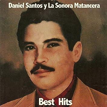 Daniel Santos y La Sonora Matancera Best Hits (feat. La Sonora Matancera)