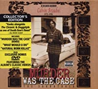 Murder Was The Case: The Soundtrack by Various Artists (2006-07-11)