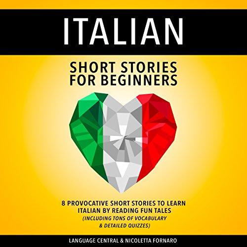 Italian Short Stories for Beginners cover art