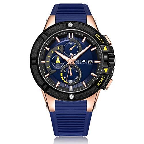 orologio megir Orologio - Da uomo - Megir - TT-MG-2095