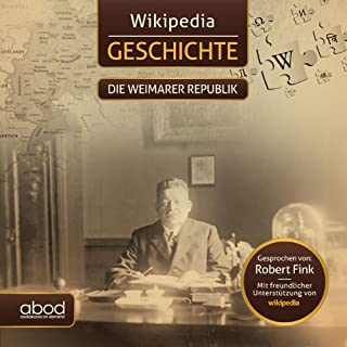 Die Weimarer Republik (Wikipedia Geschichte) Titelbild
