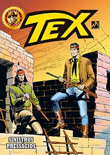 Tex Edição em Cores 42. Sinistros Presságios