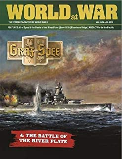 DG: World at War Magazine #66, with Cruise of The GRAF Spee Boardgame