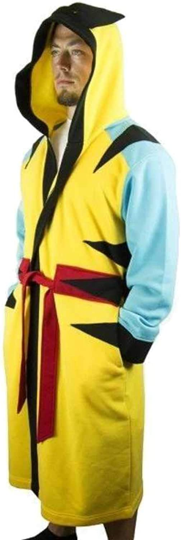 Marvel Wolverine Hooded Robe with Belt