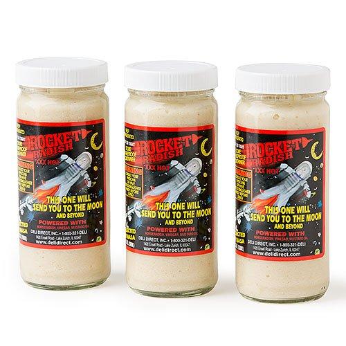 Rocket Radish Horseradish Sauce - 8.5oz