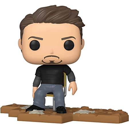 Funko Pop! Deluxe, Marvel: Avengers Victory Shawarma Series - Tony Stark (Iron Man), Amazon Exclusive, Figure 2 of 6