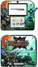 Skinhub Monster Hunter Generations MHX Cross Game Skin for Nintendo 2DS