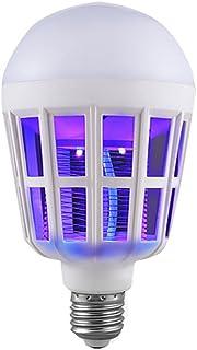 LLXX Mosquito Killer Nuevo LED Bombilla antimosquitos 15W 1000LM 6500K Electrónico Insecto Mosca Señuelo Bombilla Lámpara Nocturna # 30