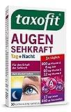 taxofit®Augen Sehkraft 30 Kapseln für Sehkraft und Zellschutz