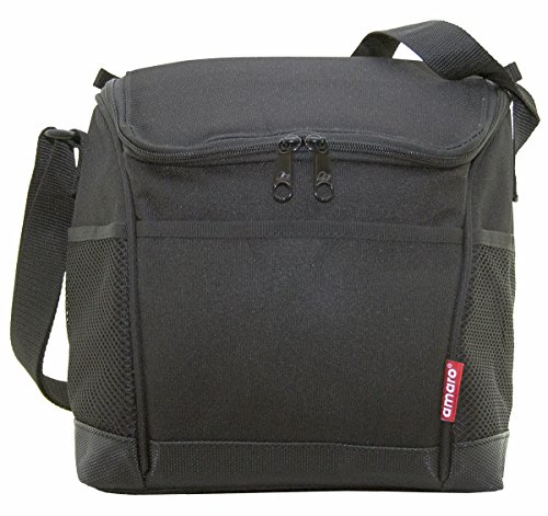 Amaro Durable Designer Insulated Lunch Cooler Everyday Use Bag