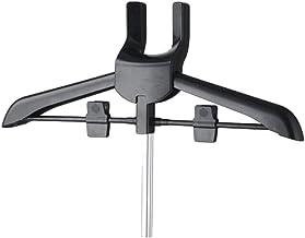 Rluii Garment Hanger/Fabric Steamer Ironing Steamer Hanger/Pants Hanger/Telescopic Folding Hanger/Garment Steamer Accessories