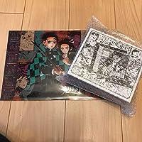 鬼滅の刃 コミックカレンダー2021 クリアファイル付