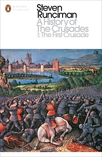 A HISTORY OF THE CRUSADES 1: THE FIRST CRUSADE AND THE FOUNDATION OF THE KINGDOM OF JERUSALEM /ANGLA