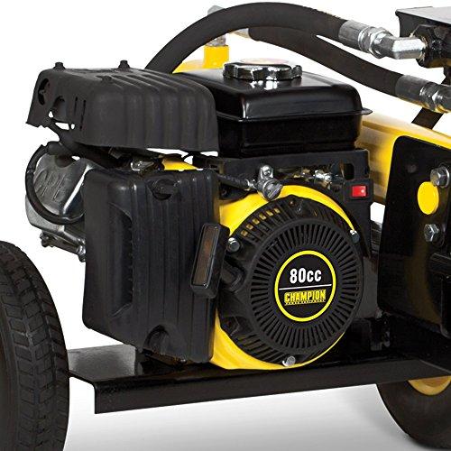 CHAMPION POWER EQUIPMENT 7-Ton Compact Horizontal Gas Log Splitter with Auto Return