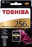 TOSHIBA EXCERIA PRO N502 256GB SD Memory...