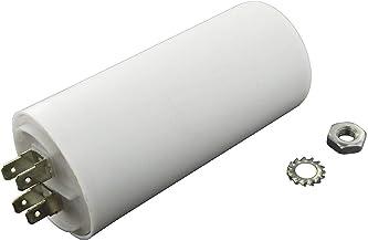 demi-charge condensateur avec prise m/âle 20uF 20/µF moteur condensateur
