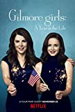 Poster Gilmore Girls A Year in The Life Movie 70 X 45 cm