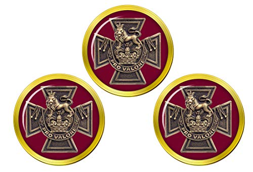 Giftshop UK Kanadische Victoria Cross Golfball Markierer