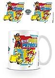 PAW PATROL Call Ceramic Mug Kaffeetassen, Keramik, Mehrfarbig, 7.9 x 11 x 9.3 cm