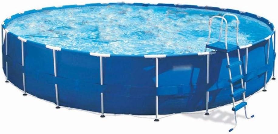 Topashe Piscina Infantil Hinchable Bebe,Piscina Redonda, Gran Piscina infantil-300 * 76 cm,Piscina Hinchable Familiar Swim Center