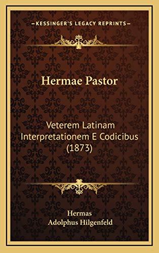Hermae Pastor