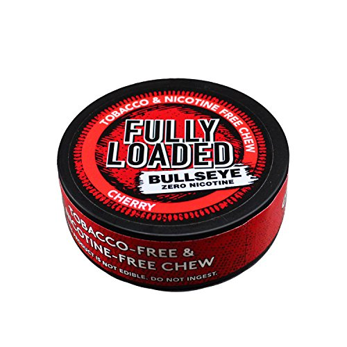 Fully Loaded Chew - Tobacco and Nicotine Free Cherry Flavored Chew