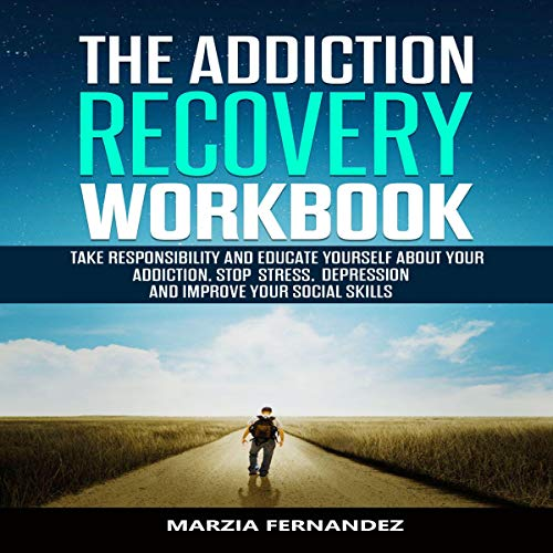 The Addiction Recovery Workbook cover art