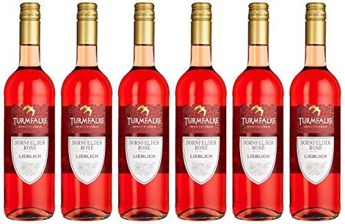 Turmfalke Dornfelder rosé Qualitätswein (6 x 0.75 l)