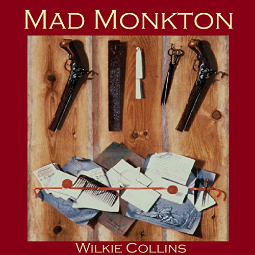 Mad Monkton cover art