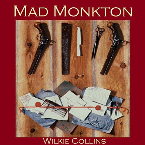 Mad Monkton audiobook cover art