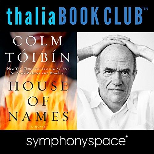 Thalia Book Club: Colm Tóibín, House of Names Titelbild