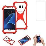 K-S-Trade® Mobile Phone Bumper For Leagoo KIICA Power