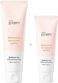 MAKEP:REM Radiance me. Mild essential peeling 130ml, 4.39 fl.oz. + 80ml, 2.70 fl.oz. by MAKEPREM MAKE P:REM