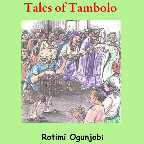 Tales of Tambolo audiobook cover art