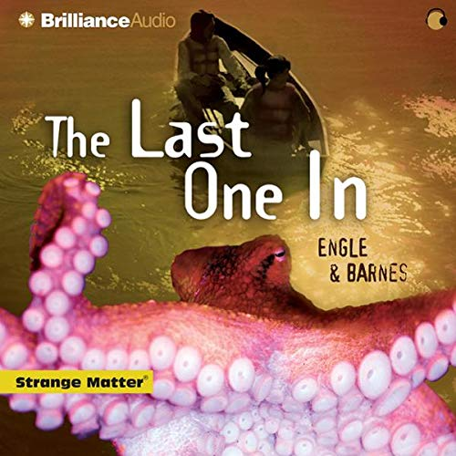 The Last One In audiobook cover art