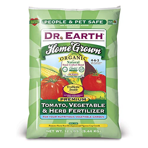 Dr. Earth Fertilizer