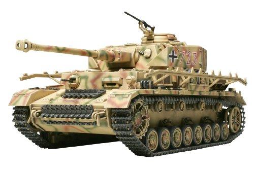 タミヤ 1/48 ミリタリーミニチュアシリーズ No.18 ドイツ陸軍 IV号戦車 J型 プラモデル 32518