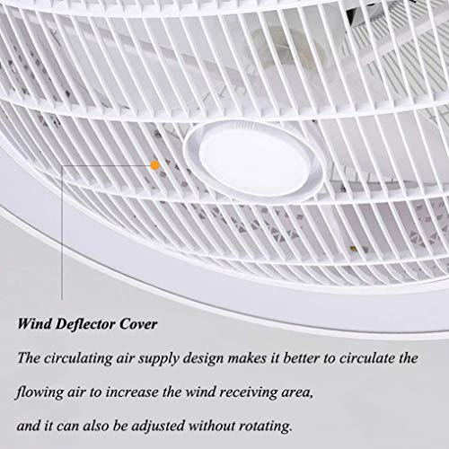 Moderner Deckenventilator mit LED Beleuchtung Bild 4*