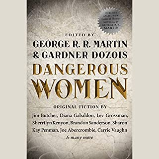 Dangerous Women                   De :                                                                                                                                 George R. R. Martin,                                                                                        Gardner Dozois                               Lu par :                                                                                                                                 Scott Brick,                                                                                        Jonathan Frakes,                                                                                        Janis Ian,                   and others                 Durée : 32 h et 47 min     Pas de notations     Global 0,0