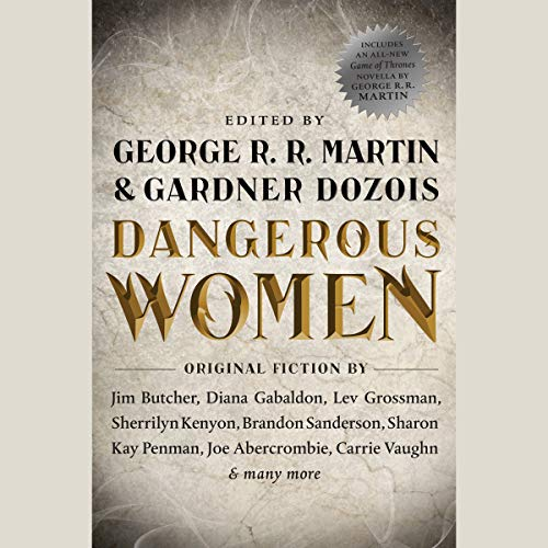 Couverture de Dangerous Women