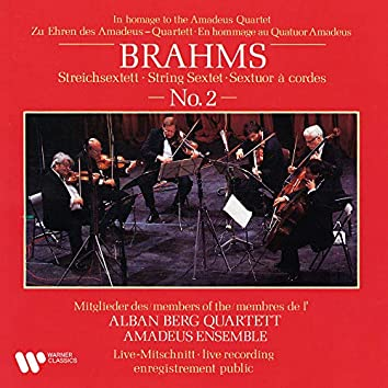 Brahms: String Sextet No. 2, Op. 36 (Live at Salle Favart, 1987)