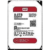 WD Red Pro 8TB 3.5-Inch SATA III 7200rpm 128MB Cache NAS Internal Hard Drive (WD8001FFWX)