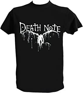 UZ Design Camiseta Death Note Hombre Niño Ryuk Shinigami Anime Manga
