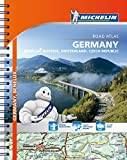 Germany, Benelux, Austria, Switzerland, Czechia 2019 - Tourist and Motoring Atlas (A4-Spirale): Tourist & Motoring Atlas A4 spiral (Michelin Road Atlases)