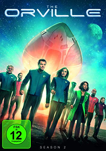 The Orville - Die komplette zweite Season [4 DVDs]